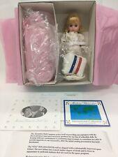 "Astronaut USA International Collection 1999 #24170 8"" Madame Alexander B28"
