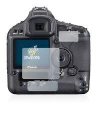 Canon EOS 1Ds Mark III , 2 x BROTECT® HD-Clear Screen Protector, hard-coated