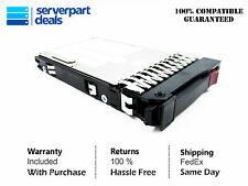 "HP Compatible Gen7 900GB 10K RPM SAS-6GB/s 2.5"" HDD 619291-B21 619463-001"