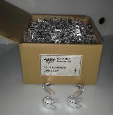 Aluminum Cable Clip, RG11