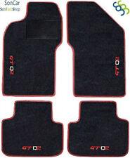 ALFA ROMEO GT Q2 Tappeti AUTO, Tappetini su misura + Decori + 4 Block.........10