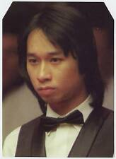 Scarce Trade Card of James Wattana, Snooker 1997