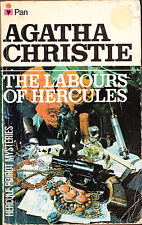 12 Stories of Mystery Suspense AGATHA CHRISTIE THE LABOURS OF HERCULES