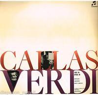 Maria Callas: Airs De Œuvres Di Giuseppe Verdi - LP Columbia 33 Qcx 10498