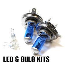 Fits Nissan Juke F15 1.6 55w Super White Xenon Main/Dip/LED Side Light Bulbs