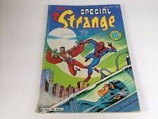 COMICS  EO REVUE SPECIAL  STRANGE   N° 28 1982