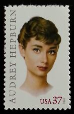 2003 37c Audrey Hepburn, Legends of Hollywood Scott 3786 Mint F/VF NH