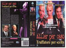 Killer per caso truffatore per scelta (1997) VHS