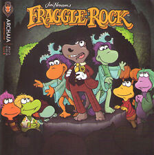FRAGGLE ROCK Volume 1 #2 (of 3) - Cover B - New Bagged
