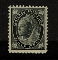 Canada SC# 66 Mint Never Hinged / Very Minor Gum Crease - S11197