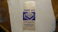 Vintage Sammy Bar Ice Cream Sandwich Wrapper Good Condition!