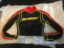 Baywatch Hawaii Screen Worn Black Swimsuit Top By Alicia Rickter Aka Carrie