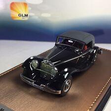 1/43 GLM Mercedes-Benz 290A Cabriolet A W18 1936 Closed GLM207302