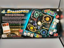 Spaceopoly Mission To Mars Space Age Real Estate Game - 1997 Vintage NEW IN BOX