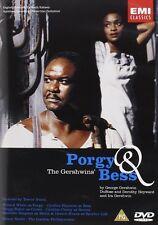 "SIMON RATTLE ""GERSHWIN: PORGY AND BESS"" DVD NEUWARE"
