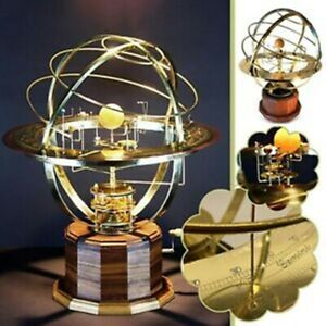 Grand Orrery Model Of The Solar Systems Home Living Bedroom Gift Ornament Decor