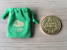Club Nintendo Coin Year Of Luigi 30th Anniversary