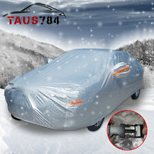 15 Layer SOFT 3L Waterproof Snow Seamless Anti Heat Car Cover Breathable Outdoor