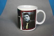 Elvis Presley Photo Mug Weitheimer Collection 1st TV Appearance 1956 Dorsey Bro.