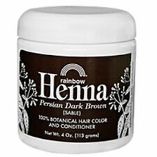 Henna PERSIAN DARK BROWN, 4 OZ by Rainbow Research