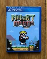 Limited Run #53: Mutant Mudds Deluxe (PS Vita) - NEUF / SCELLÉ