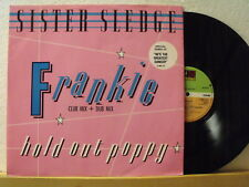 "12"" Maxi - SISTER SLEDGE - Frankie - He´s The Greatest Dancer - UK Atlantic 9547"