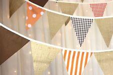 Festoni, ghirlande e striscioni marrone per tutte le occasioni per feste e party