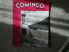 vintage cominco mines magazine aug 1948 trail bc  canada collector items