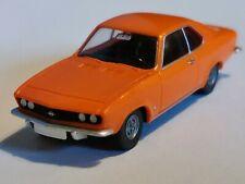 Schuco 26518-1//87 Opel Manta a GT//E-naranja//negro-nuevo