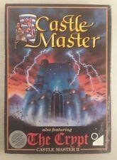 amstrad cpc game castle master and castle master 2 - amstrad cassette game