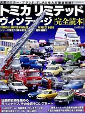 Tomica Limited Vintage Car Photo Perfect Book #2 Japanese