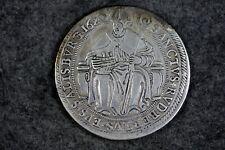 Austrian Silver Taler Salzburg Archbishopric Paris Count Of Lodron! #J08806
