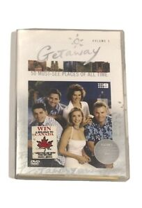 GETAWAY 50 MUST-SEE PLACES OF ALL TIME DVD VOLUME 5 HOLIDAY TV SERIES SHOW