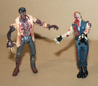 Resident Evil Forest Speyer & Zombie Action Figure Figur Toy biz ToyBiz