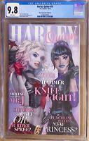 Harley Quinn 75 Natali Sanders 💥 Punchline Magazine Cover CGC 9.8 NM/MT