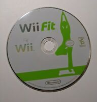 Wii Fit (Nintendo Wii) - DISC ONLY - Tested - Free Shipping!