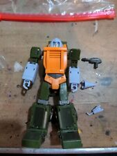 Transformers G1 3rd Party 3 Mighty Warriors Masterpiece BRAWN! LOOSE COMPLETE!