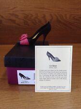 Raine Just the Right Shoe COA Box La Rosa 25322