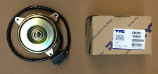 A/C CONDENSER COOLING FAN MOTOR TYC VDO 630210 (RIGHT SIDE) FITS: NISSAN MAXIMA