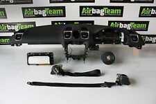 Porsche Cayman 2012 - On Airbag Kit Dashboard Driver Passenger Seat Belts