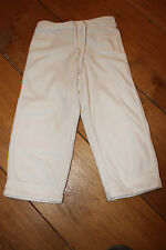 PANTALON TRAINING RIVER WOOD BLANC 4 ANS