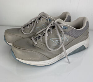 Women New Balance 928v3 Rollbar leather comfort walking shoes sneakers, 8.5 2E
