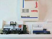 Kesselwagen der K.W.St.E,m LKW,Märklin HO,OVP,84676.92701,Museum 1992,CE