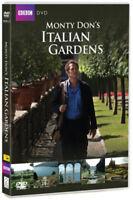 Monty Don's Italian Gardens DVD (2011) Monty Don cert E 2 discs ***NEW***