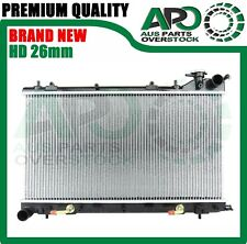 Heavy Duty Radiator for SUBARU FORESTER SG EJ25 2.5L 2002-2007 Auto & Manual