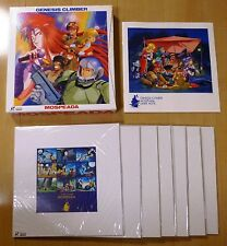 Genesis Climber MOSPEADA Japan LD LaserDisc Complete BOX Set Robot Anime BVLL509