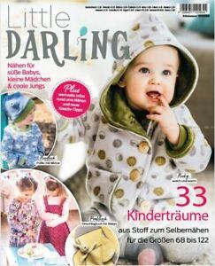 Little Darling Baby & Kleinkind 33 Projekte Schnittmuster Zeitung