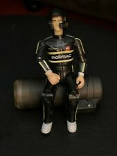 """Vintage 1992 Rusty Wallace 3.75"""" jointed figure w/ removable helmet"""