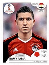Panini Fifa World Cup 2018 Russia Sticker 78 Ramy Rabia Ägypten - Egypt