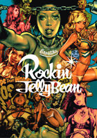 Rockin'Jelly Bean Fanzine 01 Art Book All Full Color Pages From Japan New